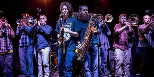 Audacity Brass Band   The One Stop