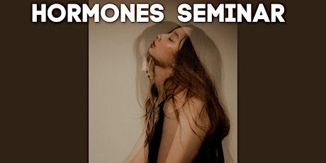 Help for Hormones! Seminar tickets