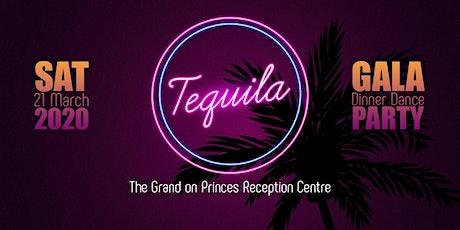 Tequila- Gala Dinner Dance tickets