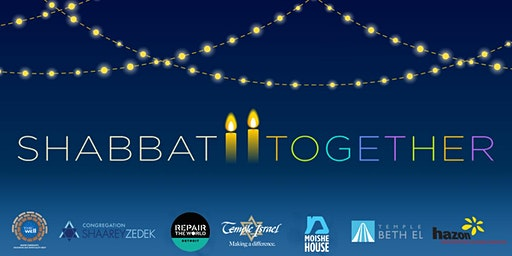 Shabbat Together: Song, Spirit, Sustenance