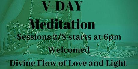 V-Day Meditation Session tickets