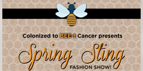 Spring Sting Fashion Show tickets