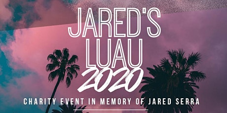 Jared's Luau Charity Event 2020 tickets