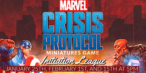 Marvel: Crisis Protocol Initiation League
