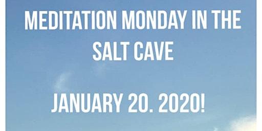 Monday Meditation in the Salt Cavé