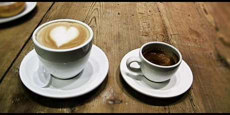Lean Coffee - In-Person & Virtual  tickets
