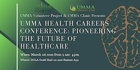 UMMA Health Conference: Pioneering the Future of Healthcare tickets