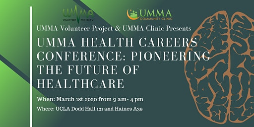 UMMA Health Conference: Pioneering the Future of Healthcare