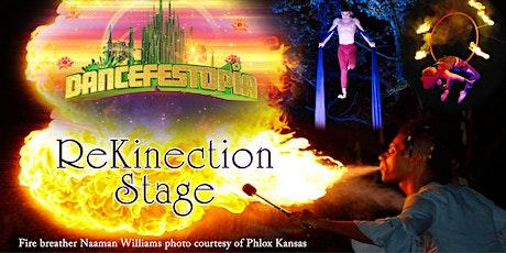 Dancefestopia / ReKinection Tickets tickets