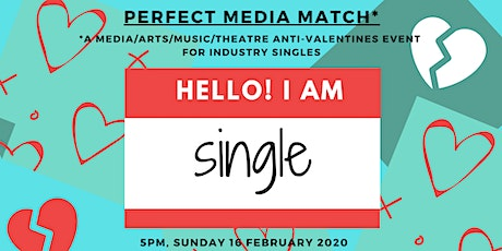 Meet your Perfect Media match! tickets