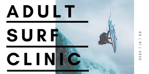Adult Surf Clinic