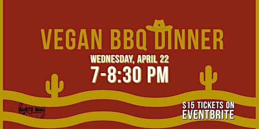 Vegan BBQ Dinner