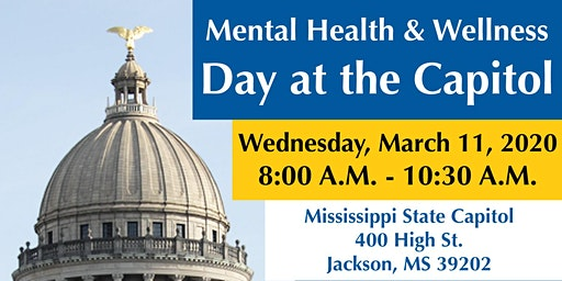 2020 Mental Health and Wellness Day at the Capitol