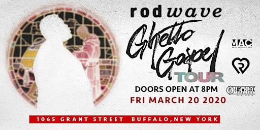 Rod Wave Ghetto Gospel Tour