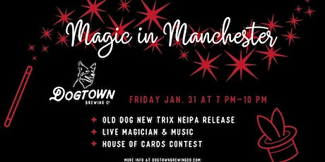 Magic In Manchester tickets