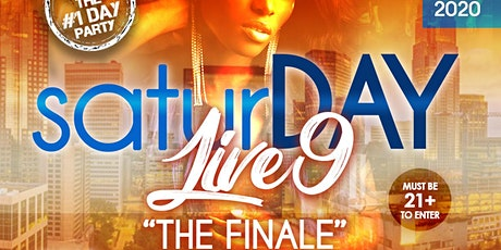 saturDAY LIVE 9 tickets