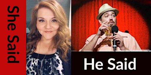 Lisa Baker & Kevin Foxx DBL Headliner Comedy @  Bradley Centre - Coombs