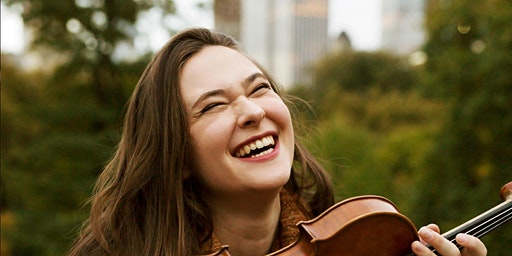 House Concert & Dinner with Klein Laureate Ariel Horowitz, violin