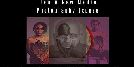 Jen A New Media   Photography Exposé tickets