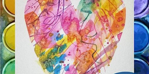 Wild Hearts Watercolor Workshop