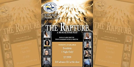 The Rapture: A Musical Stage Play billets
