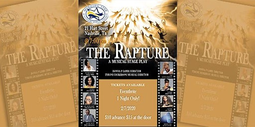 The Rapture: A Musical Stage Play