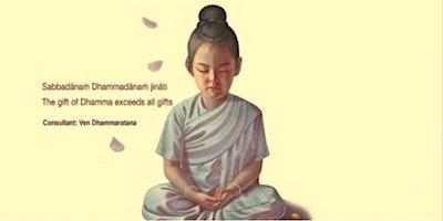 Saturday Meditation & Dhamma Class