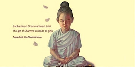 Saturday Meditation & Dhamma Class tickets
