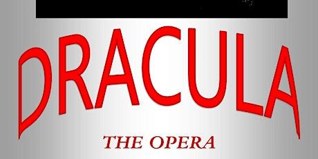 DRACULA - THE OPERA tickets