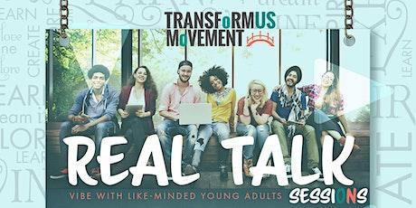 Real Talk tickets