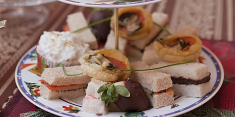 March Afternoon Tea tickets