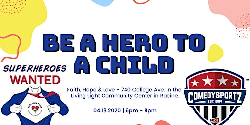 Be A Hero To A Child