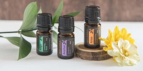 Yoga and Relaxation Essential Oil Make and Take tickets