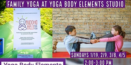 Family Yoga Chicago tickets