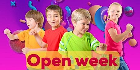 SPC Open Week tickets