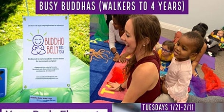 Toddler Yoga Chicago tickets