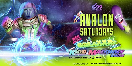 AVALON Saturdays presents: The Kidd Madonny Show - GaylaXXXy Tour 2020 tickets