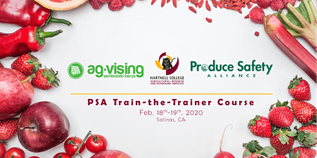 Produce Safety Alliance : Train-the-Trainer Course (Salinas, CA) tickets