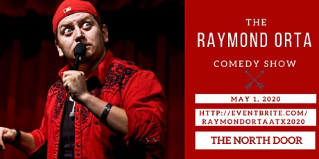 (POSTPONED) Raymond Orta at  The North Door tickets