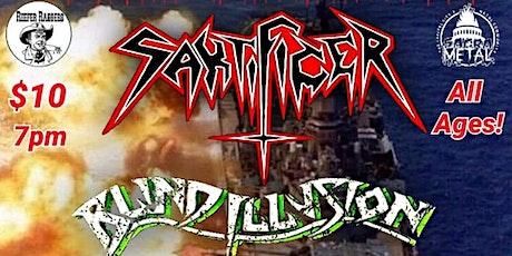 SaKrificer | Blind Illusion | Velosity | Kill on Command | MRAK tickets
