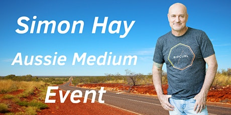 Aussie Medium, Simon Hay at The Leopold Sportsman Club tickets