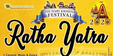 Hare Krishna Festival - Ratha Yatra 2020 tickets