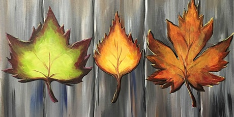 Autumn Leaves at INDAH SUSHI in Whitefish! tickets