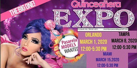 Expo Quinceanera TAMPA tickets