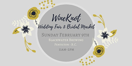 WineKnot Wedding Fair & Bridal Market tickets