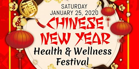 Chinese New Year - Health & Wellness Festival tickets