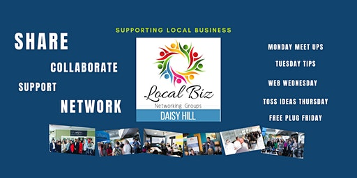 Local Biz Networking Fundraiser