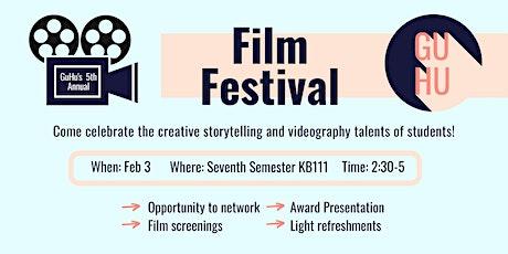 GuHu Media's 5th Annual Film Festival tickets