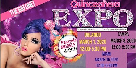 Expo Quinceanera MIAMI tickets