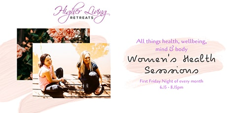 Women's Health Sessions tickets